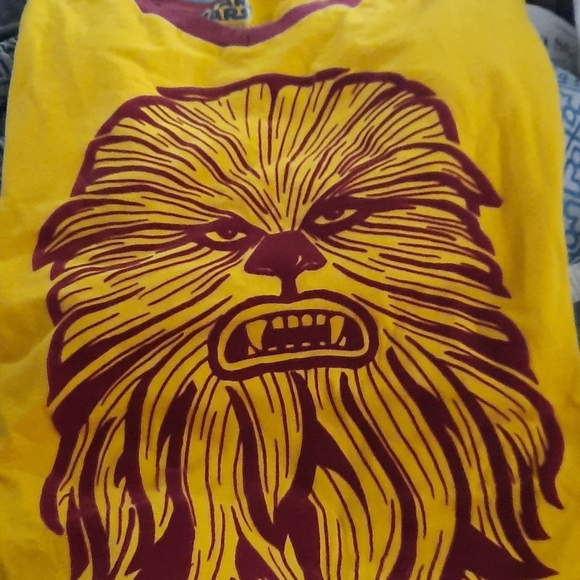 Chewbacca tshirt